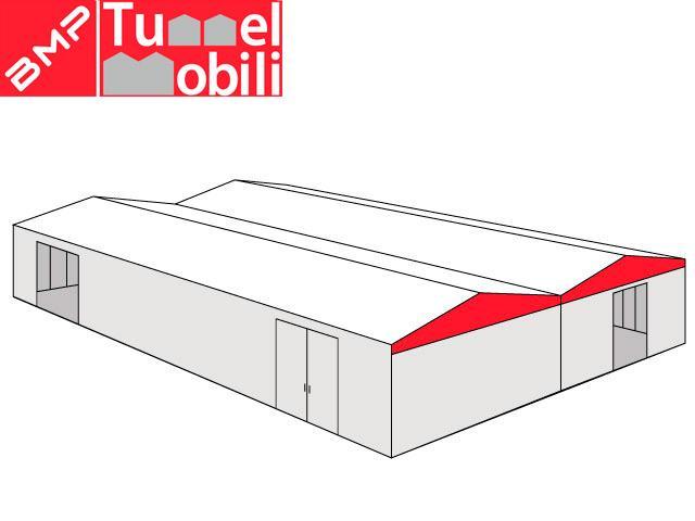 coperture industriali in pvc mobili progetti speciali