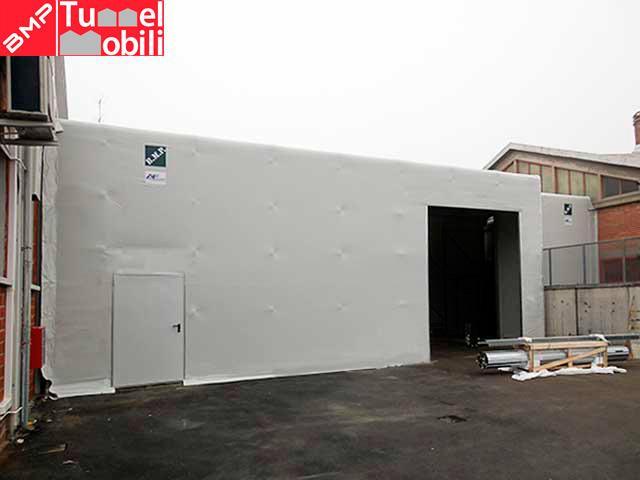 coperture per capannoni in pvc in Veneto