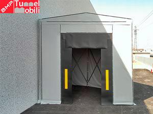 Tunnel a chiocciola di BMP
