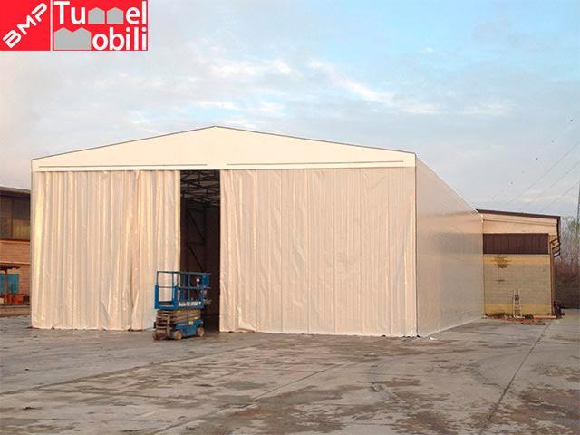 capannoni mobili in pvc in Basilicata