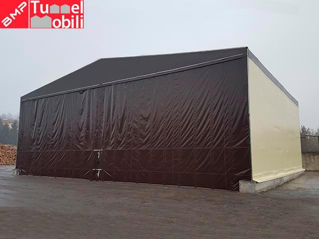 capannoni mobili prezzo colore nero