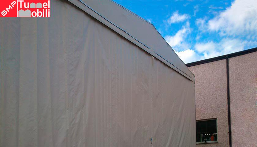 copertura PVC