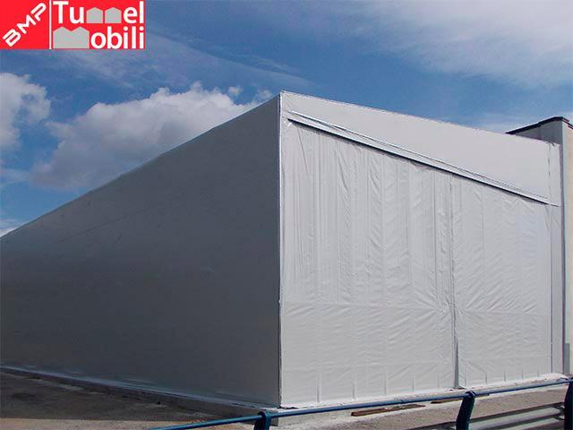 capannoni mobili in pvc in Lombardia