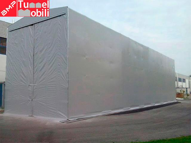tunnel autoportanti in pvc