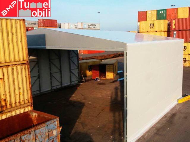 capannoni mobili in Puglia brindisi