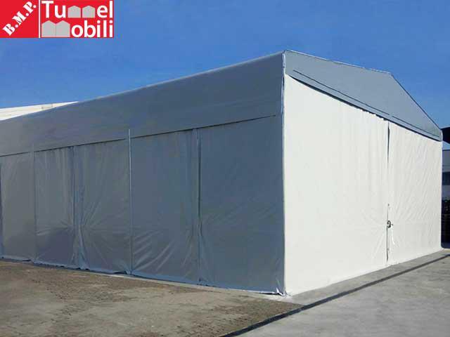 capannoni mobili in telo nelle marche