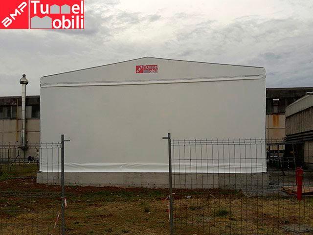 capannoni mobili in liguria