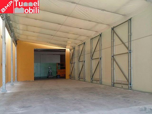 interno coperture per capannoni mobili in vendita