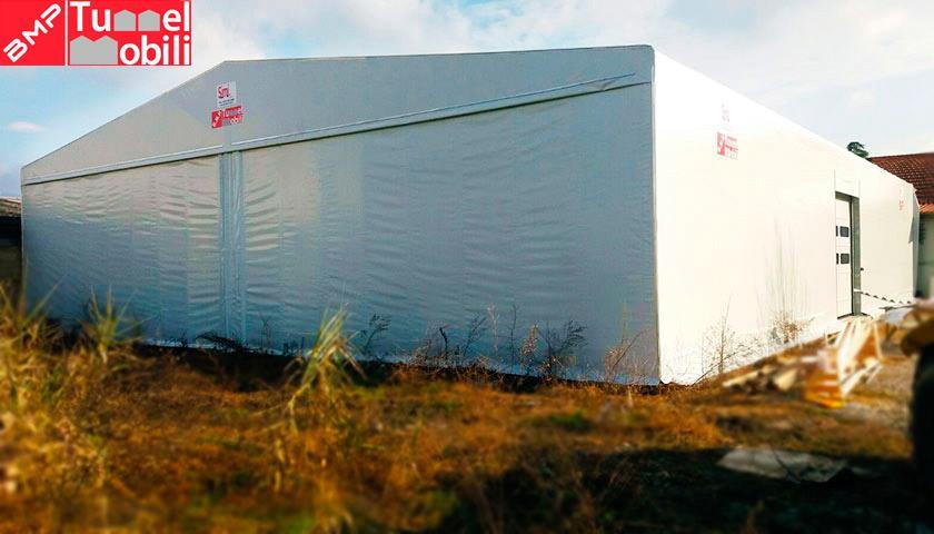 capannoni mobili cantieri navali