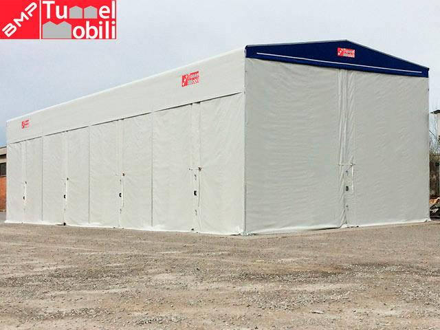 capannoni mobili officine riparazione
