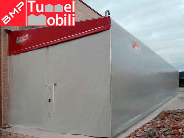capannoni pvc mobili