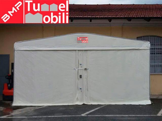tunnel pvc mobili torino