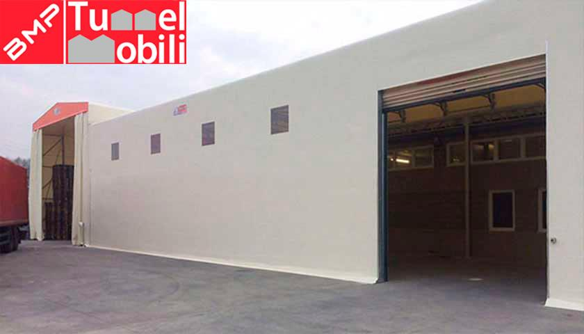capannoni mobili Asti Piemonte