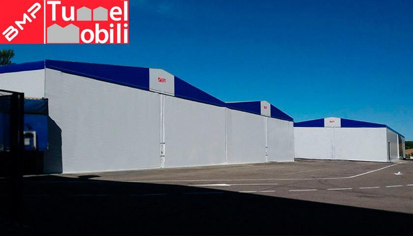 capannoni mobili Piemonte