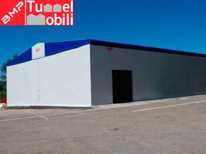 Capannoni mobili prezzi quanto costa un capannone tunnel for Quanto costa costruire un capannone