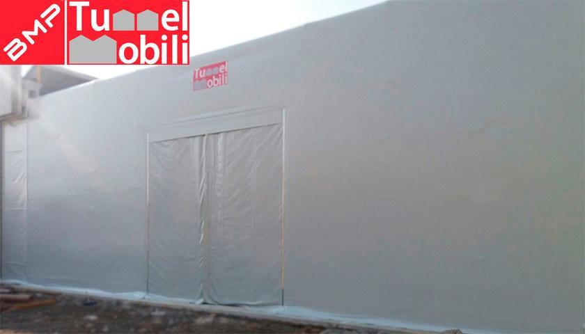 capannoni mobili pvc nel Lazio