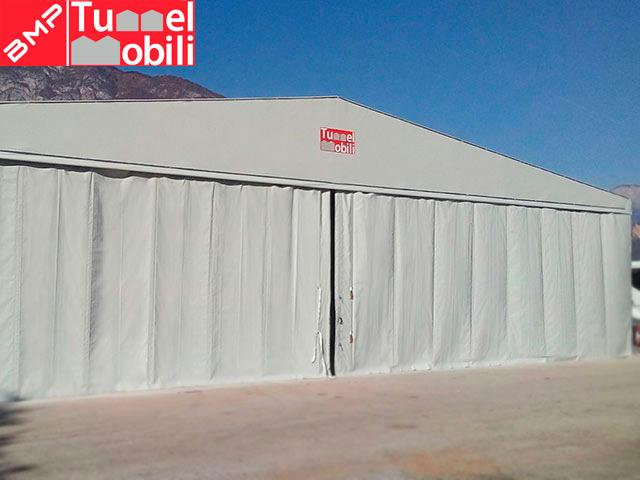 tunnel pvc frontali