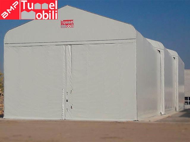 capannoni mobili pvc speciali