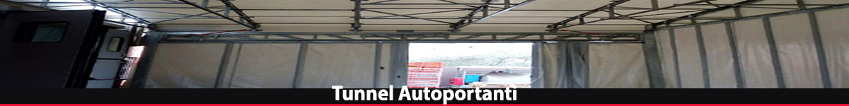 tunnel autoportanti