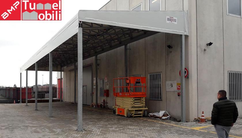 coperture pvc industriali Varese