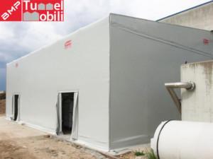 Tunnel Mobili tunnel copri scopri laterale