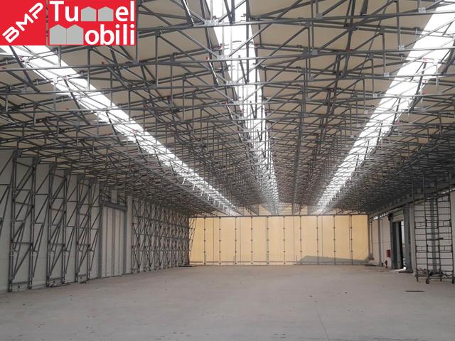 capannoni industriali in acciaio