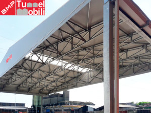 coperture in pvc per tettoie torino