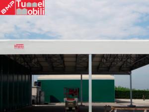 capannoni per logistica pvc