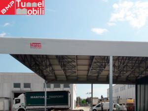 capannoni mobili per logistica torino