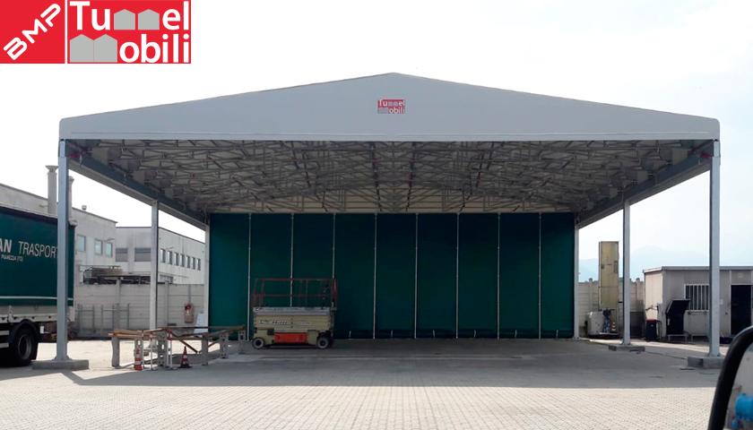 capannoni per logistica