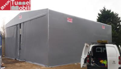 capannoni mobili retrattili monza