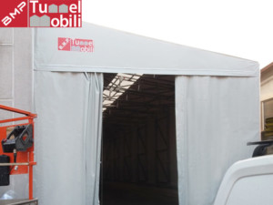 tunnel pvc cesano boscone