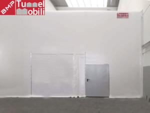 tunnel di collegamento fabbricato esistente