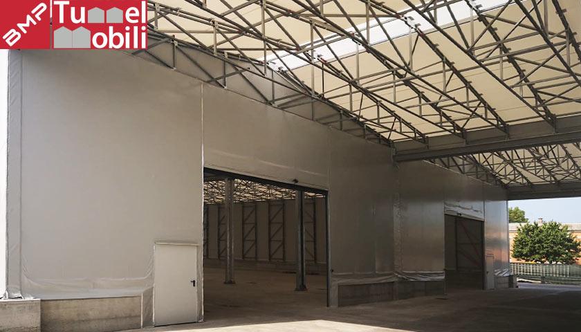 capannoni in pvc polesine zibello