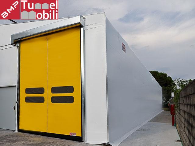 Tunnel mobili bielle esterno
