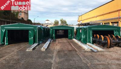 capannoni mobili tunnel mobili