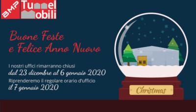 natale 2019 tunnel mobili