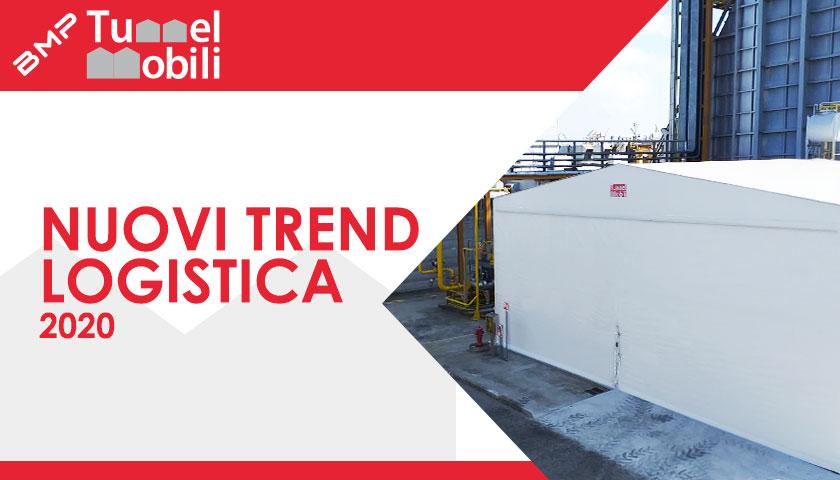 trend logistica 2020