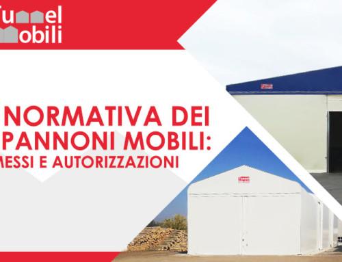 La normativa dei capannoni mobili: permessi e autorizzazioni