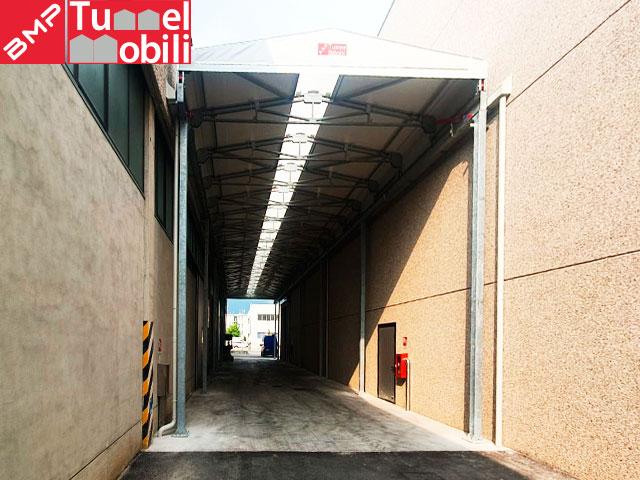 tunnel di collegamento posizione