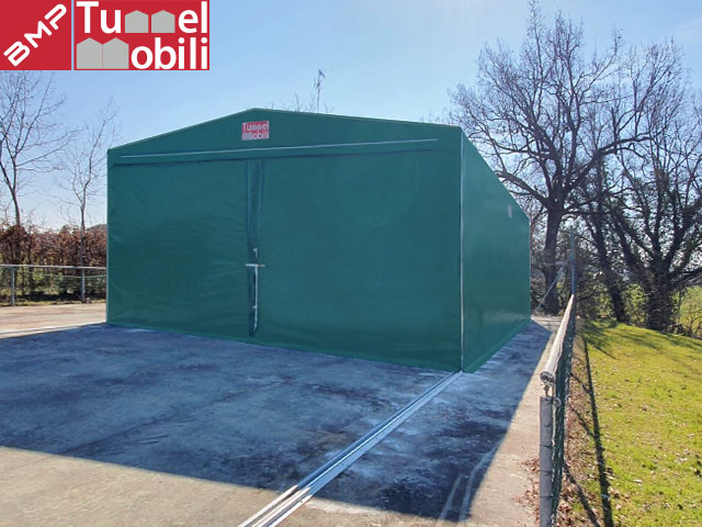 Capannone mobile Tunnel Mobili