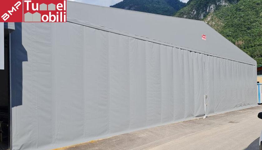 tunnel pvc BM Group