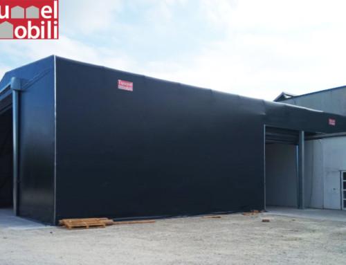 Espandere gli spazi dell'industria dell'arredamento con le coperture pvc